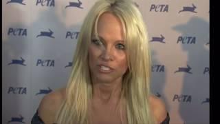 Pamela Anderson : son coup de foudre pour Jean-Luc Mélenchon