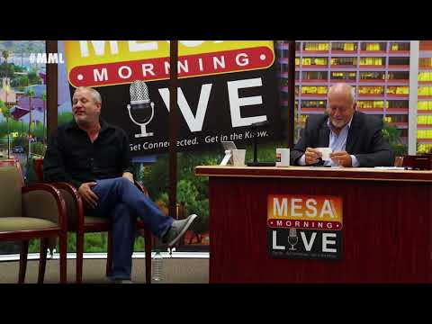 The Human Calculator Scott Flansburg Visits Mesa Morning Live