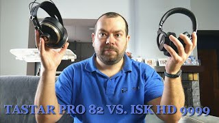TAKSTAR PRO 82 vs. ISK HD 9999