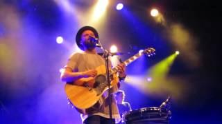"Niila ""Single/Songwriter (Live @Batschkapp Frankfurt 10/10/16)"