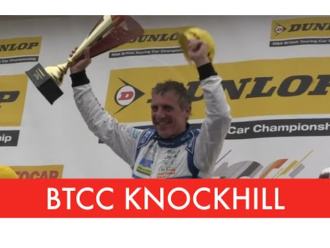 JASON PLATO - 500TH BTCC RACE AT KNOCKHILL 2016