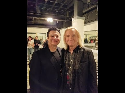 "Steve Perry...Joe Walsh.. Ringo...and ""In The Rain"""