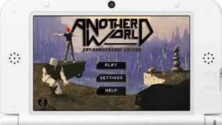 [eShop EU] Another World 20th Anniversary Edition - 3DS First Look