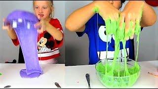 Slime Challenge - Ne Jamais ouvrir le MAUVAIS Snack