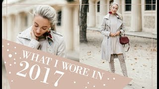 MY MOST WORN ITEMS IN 2017  // Best Fashion Purchases of the Year // Fashion Mumblr