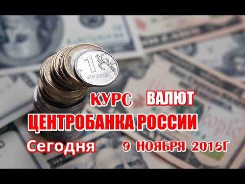 Курс доллара в обменниках украинских банков