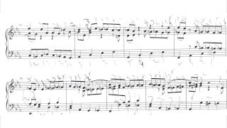 Cyprien Katsaris - Bach, Musical Offering, BWV 1079: Ricercar a 3