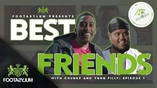 CHUNKZ AND FILLY BEST FRIEND TEST | Part 1 - Lockdown Edition