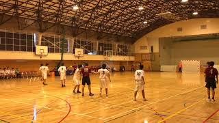 ハンドボール最高!20180929 札幌新陽高校 vs 札幌新川高校 札幌市民大会