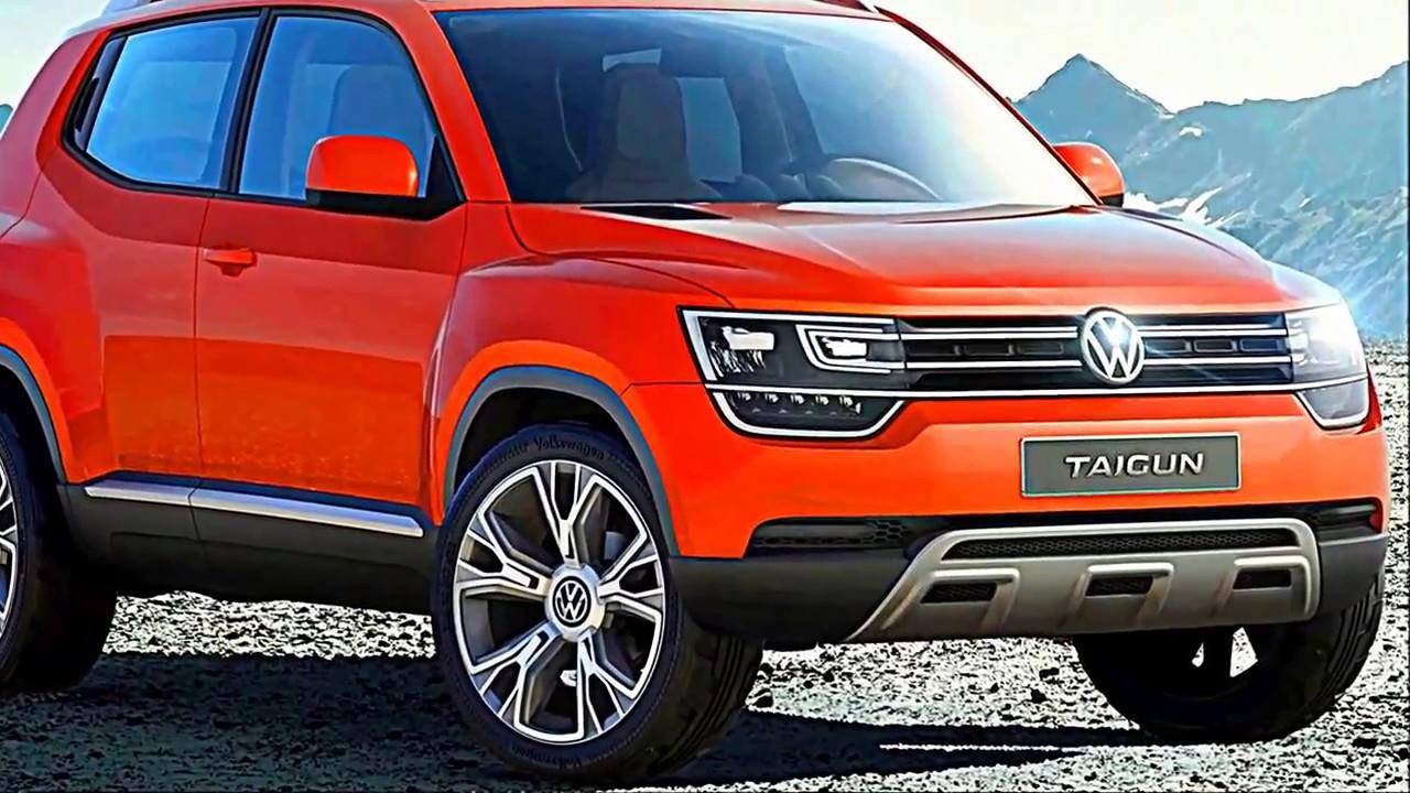 Volkswagen taigun concept 2014 1 0 tsi turbo 108 cv 21 3 km l youtube