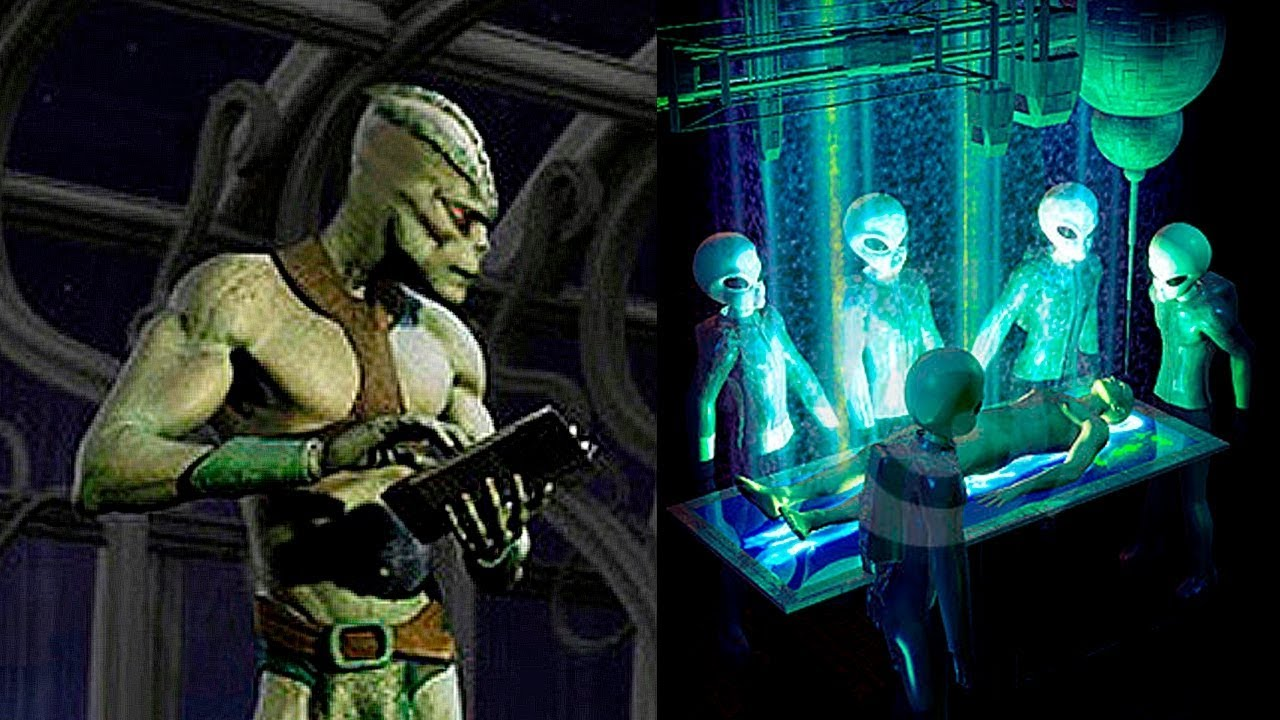 The Reptilian Systems Of Human Farming And Slavery (File 80)