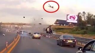 Аварии с вылетом водителя из машины