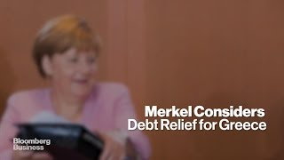 IMF Should Join Greek Bailout: Merkel