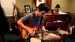Glory, Ryan Leslie. Guitar Cover