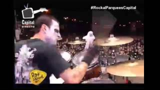 Thy Antichrist Live Rock al Parque 2014