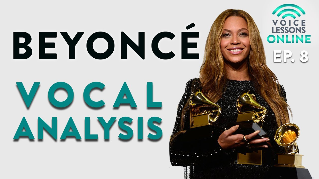 Beyoncé Vocal Analysis - Ep. 8 Voice Lessons Online