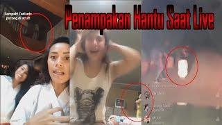 3 PENAMPAKAN HANTU SAAT LIVESTREAMING 2018