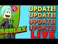Roblox LIVE   PLAYING UPDATED GAMES!!