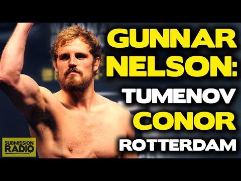 Gunnar Nelson on Albert Tumenov, McGregor at 155, Extreme weight cutting