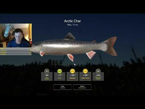 Russian Fishing 4 Trolling Kuori Lake 4-12-20