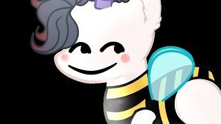 Мама,я пчелка|original meme|Rasa|Пони клип из одного кадра|