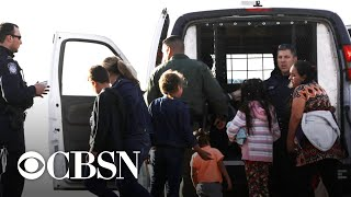 Trump administration extends detention of migrant families with children