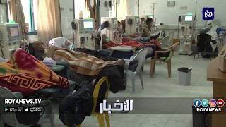 إضراب عمال النظافة بالقطاع الصحي في غزة يهدد بمخاطر كبيرة - (14-2-2018)