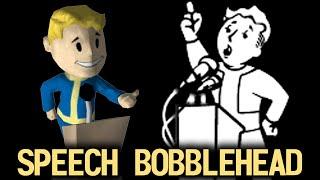 fallout 3 bobblehead speech