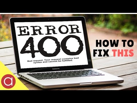 How to Quickly Fix the 400 Bad Request Error in Google Chrome