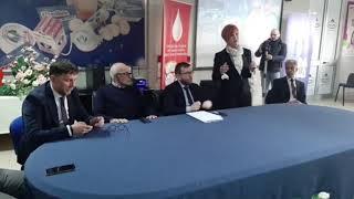 Il Ministro per il Sud Giuseppe Provenzano a Termoli (con intervista)