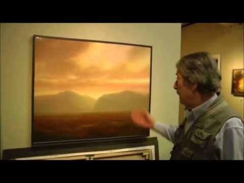 Thomas Locker: American Landscape Painter and Conservationist - Introduction