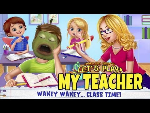 Pear Forced to Play - My Teacher