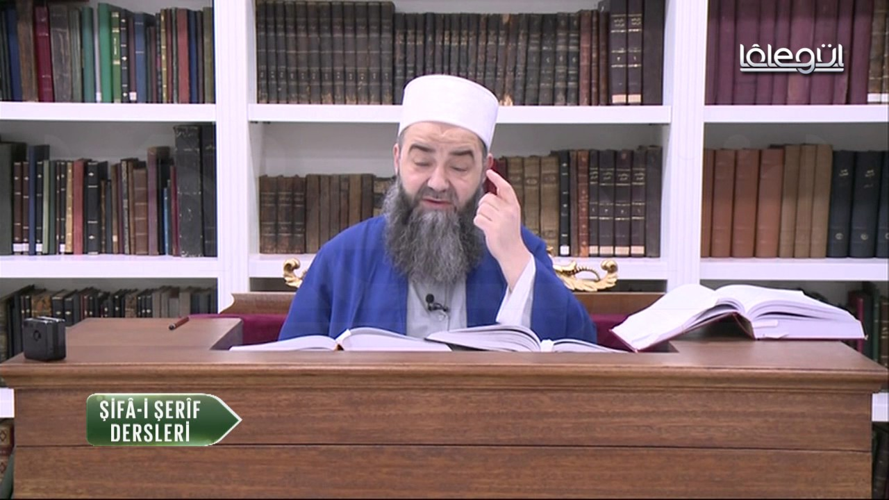 Şifâ i Şerîf Dersleri 46.Bölüm 2 Mayıs 2017 Lâlegül TV