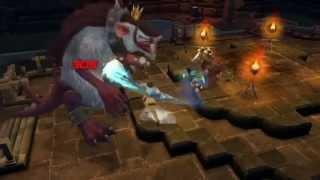 Royal Quest, официальный трейлер с выставки GamesCom 2011