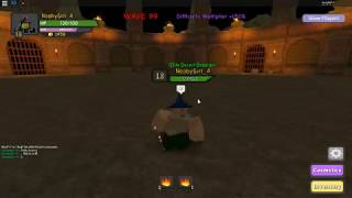 Dungeon Quest: Roblox (Wave IOO)