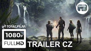 Jumanji: Vítejte v džungli! (2017) CZ dabing HD trailer