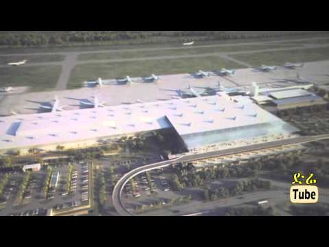 DireTube News - Grand airport project to cost 40 bln birr