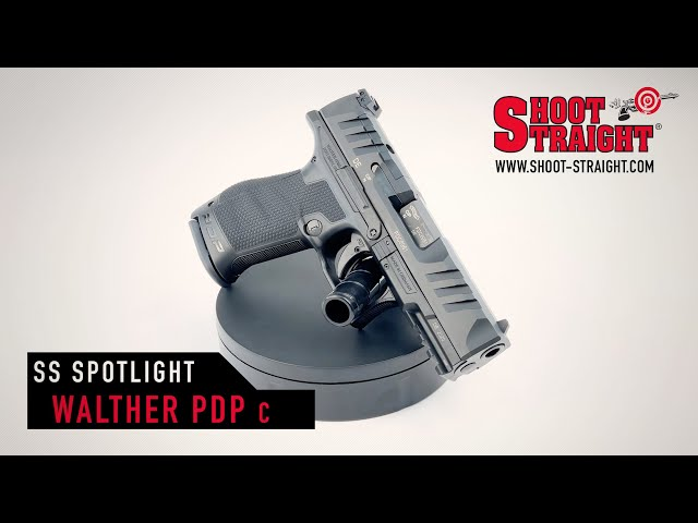 Walther PDP Compact - Shoot Straight Spotlight