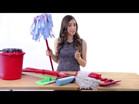 How To Use A Microfiber Mop For House Cleaning Doovi