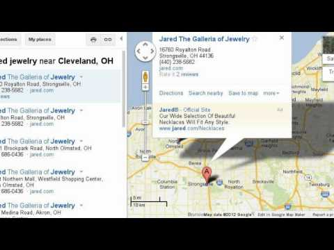 jared search story YouTube