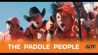 OSU's Paddle People: A Nissan Fan-Fueled Tradition