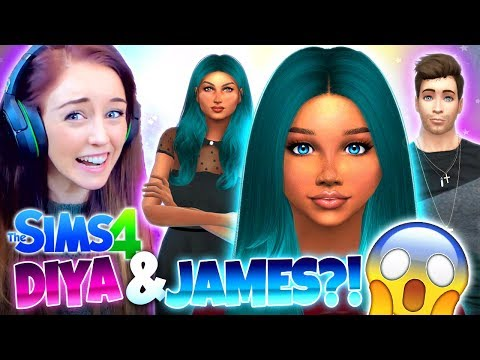 😱SIMS THAT *COULD* HAVE BEEN😱  The Sims 4 CAS Monday!