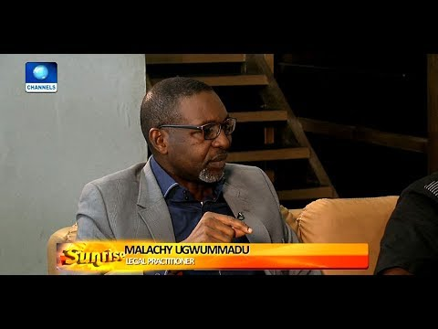 AGF Has Caused A Serious Embarrassment To The Legal Profession - Lawyer |Sunrise Sat|