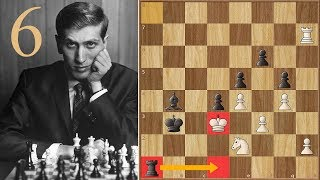 Tell Me, Do You Bleed? | Petrosian vs Fischer | (1971) | Game 6