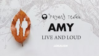 Payung Teduh - Amy (Instrumental)