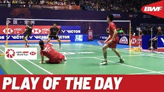 Play of the Day | VICTOR China Open 2019 Finals | BWF 2019
