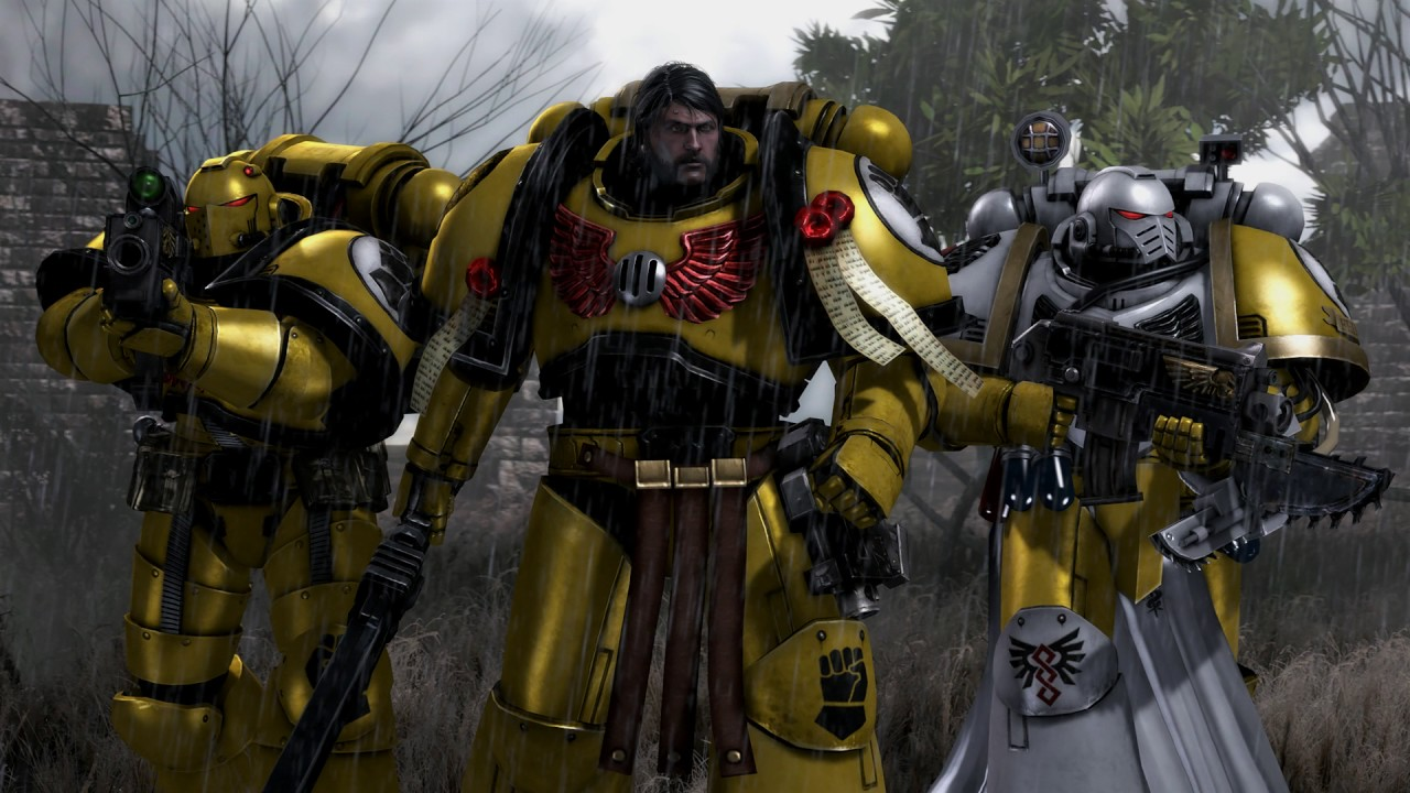 Bring the hammer down hammerfall imperial fists tribute youtube - Imperial fists 40k ...