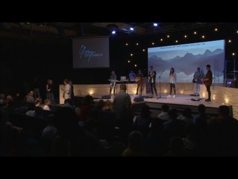 Joel Shaw at Glory City Church - 15th October 2017