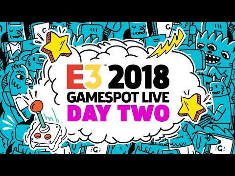 E3 2018 Exclusive Gameplay Demos, Interviews and Special Guests - GameSpot Stage Show Day 2