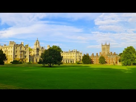 Places to see in ( Cambridge - UK )